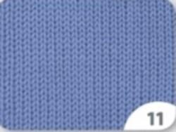 11 Støvet Blå Cewec Hot socks Pearl