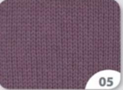 05 Mørk LyngCewec Hot socks Pearl