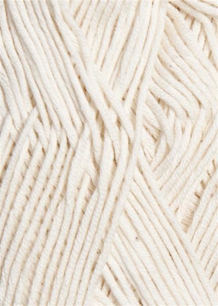 1002 Hvid Mandarin Petit Sandnes garn
