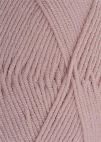 4312 Støvet rosa Merinould