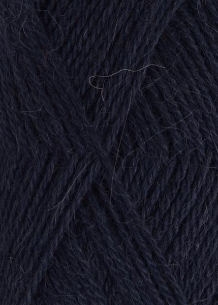 6081 Mørk Blågrå Mini Alpakka