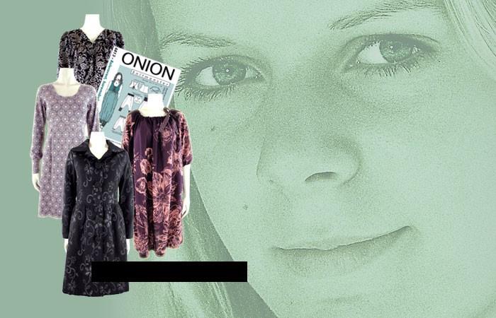 Onion snitmønster