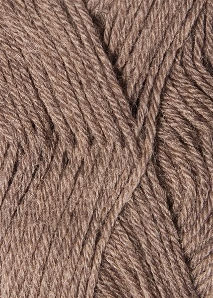3161 mellembrun Sisu Sandnes garn