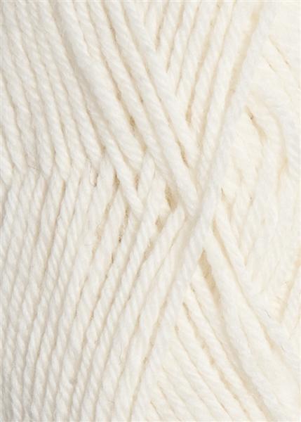 1002 hvid Smart Sandnes garn