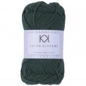 0056 - Pine Green Karen Klarbæk Bomuld 8/4 økologisk