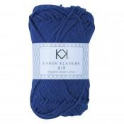 1022 - Dark Lavender Karen Klarbæk Bomuld 8/8 økologisk